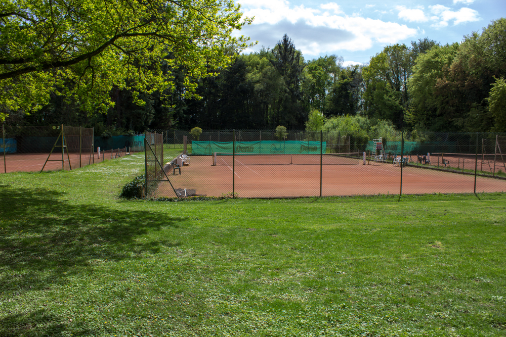 Reservation court de tennis le garden rennes for Eclairage court de tennis exterieur