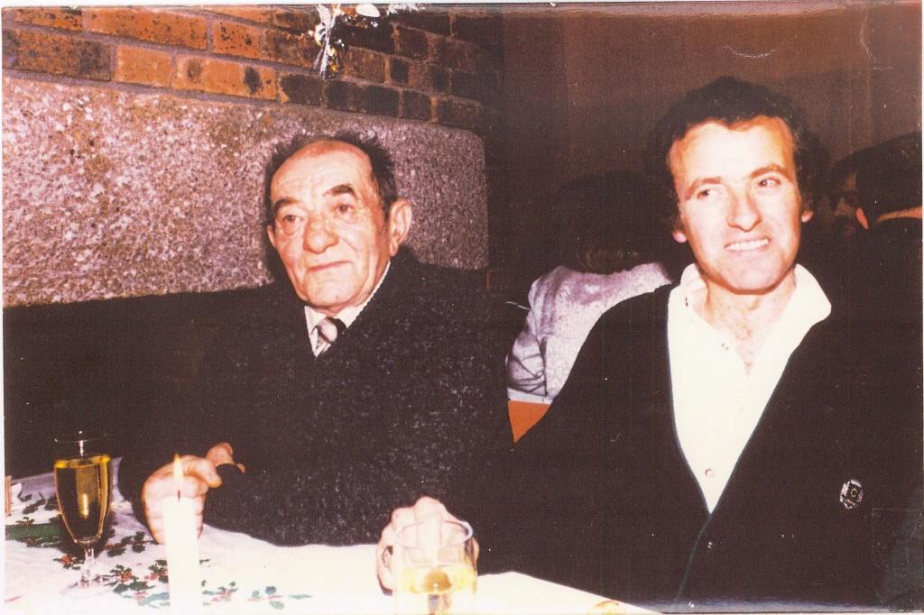 Jules et Michel Bénis au Garden Rennes