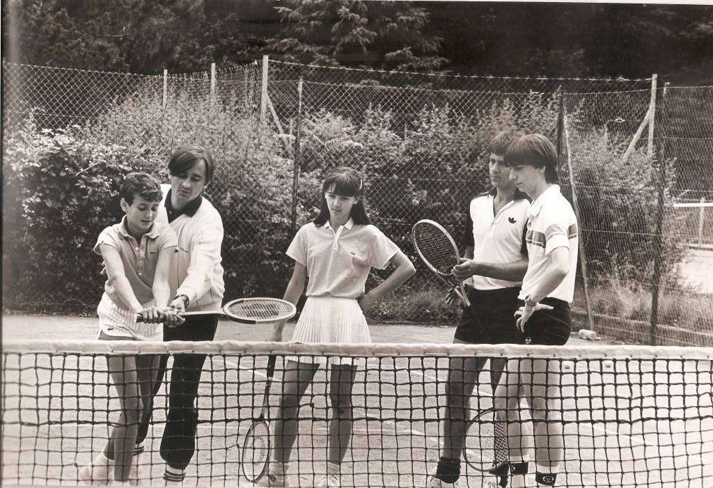 Formation tennis - Garden Rennes