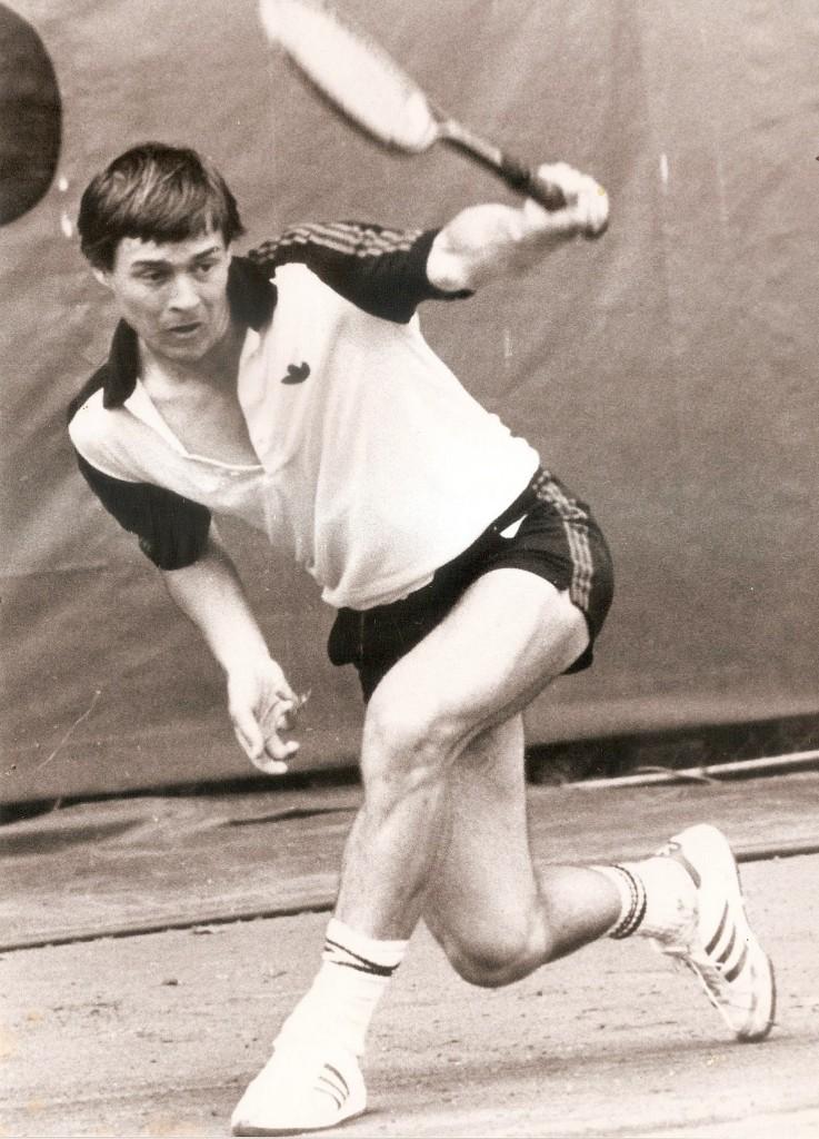 Tennis professionnel - Jérôme Potier - Garden Rennes
